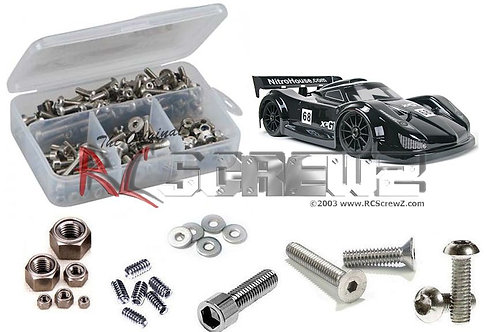 Ofna X3 GT 1/8th Onroad Stainless Steel Screw OFN071