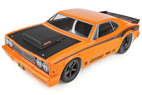 Team Asscoaited 1/10 DR10 2WD Drag Race Car Brushless RTR ASC70025C