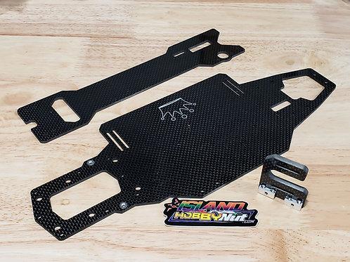 Hobao Epx CARBON Fiber Chasis Kit
