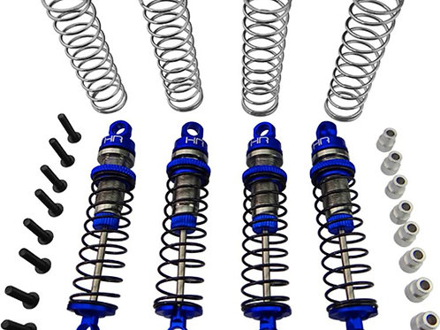 HOT RACING Threaded Aluminum Shocks Full Set LTN56DP06
