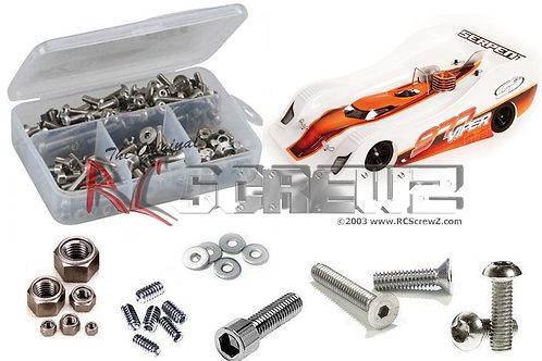 Serpent 977 Viper Nitro 1/8th Stainless Screw Kit SER030