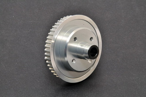 HOBAO 22333 CNC Alum. Rear Diff. Housing Pulley 48T for EPX