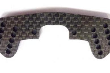 SERPENT Camber link bracket 733 carbon 804140