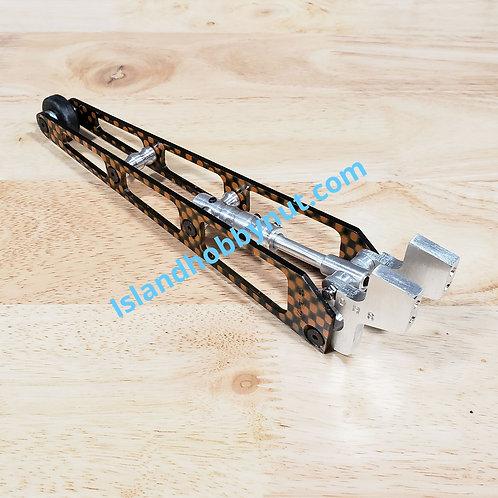 Serpent 977 & 977-e Wheelie Bar * Drag Racing* Rail Style