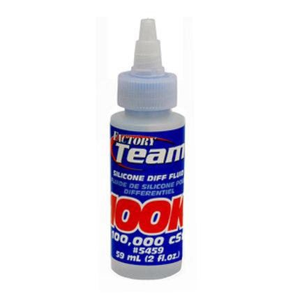 TEAM ASSOCIATED ASC5459  Silicone Diff Fluid 100,000CST 2oz