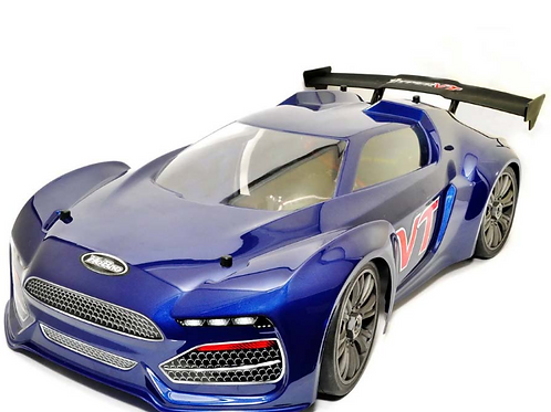 HoBao Hyper VTE On-Road Electric 1/8 GT Roller w/Clear Body