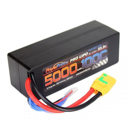 Powerhobby 6s 22.2v 5000mah 100c - 200c Lipo Battery