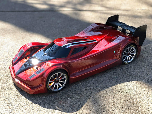 8501 TOYOTA GT ONE BODY FOR 1/7 SCALE 2MM