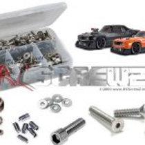 ara035 – Armma Felony 6S BLX 1/7th (ARA7617V2) Stainless Steel Screw Kit