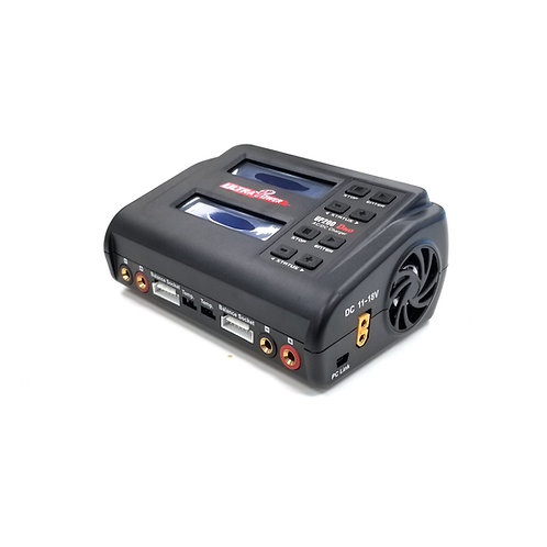 Ultra Power Up200 *HIGH VOLTAGE* Duo 200W Dual Port Ac/Dc Charger