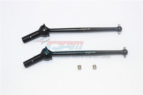 ARRMA TYPHON 6S BLX BUGGY Harden Steel #45 Front CVD Drive Shaft 4pc set