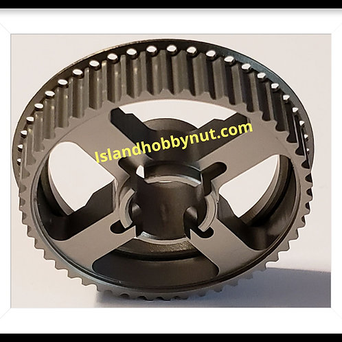 SERPENT 903595 Rear Axle 48T Aluminum Pulley (#903595)