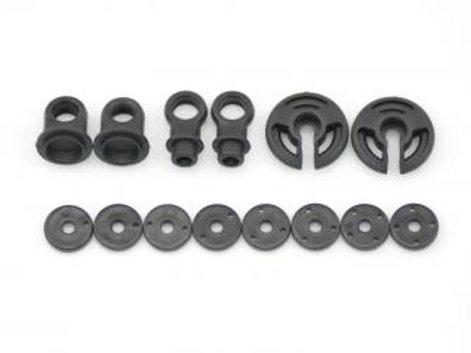 Shock RCM parts frame nylon short (14) 160111