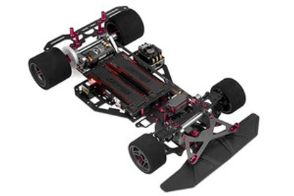 TEAM CORALLY  1/8 SSX-8X On Road Pan Car Chassis Kit