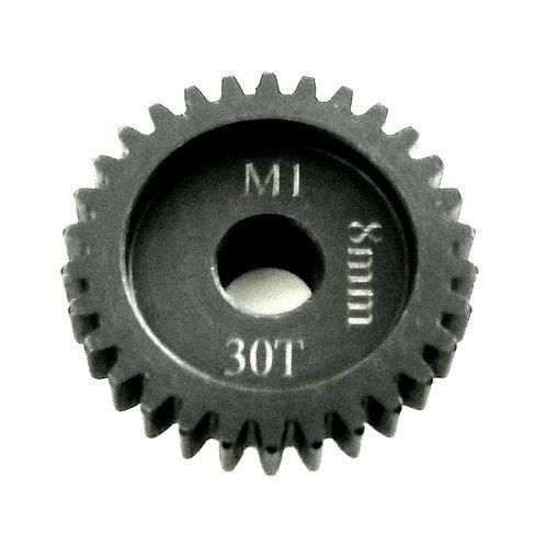 30T 8MM MOD-1 Saga Pinion Gear *Hardened Steel*