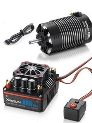 HOBBYWING XeRun 4274SD Sensored  XR8 1/8 ESC, w/ G2Motor - Combo (2250KV)