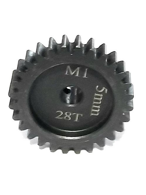 28T 5MM MOD1 PINION GEAR