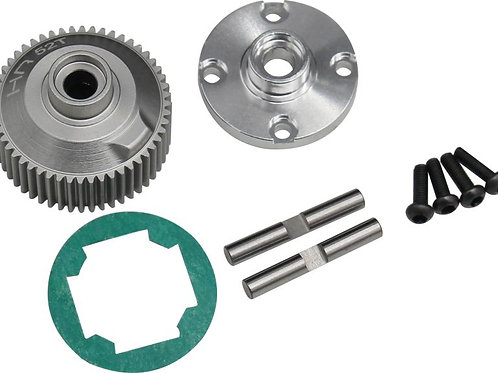Hot Racing RCSB38H Hard Anodized Aluminum Differential Case B 6.1