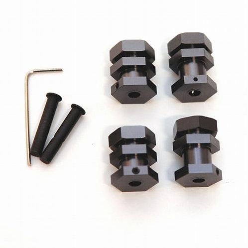 17mm Hex Conversion Kit for Slash/Stampede/Rustler/Bandit