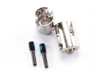 TRAXXAS Drive cups, inner (2) Revo®/ E-Revo® (first generation)/ T-Maxx®/ E-Maxx