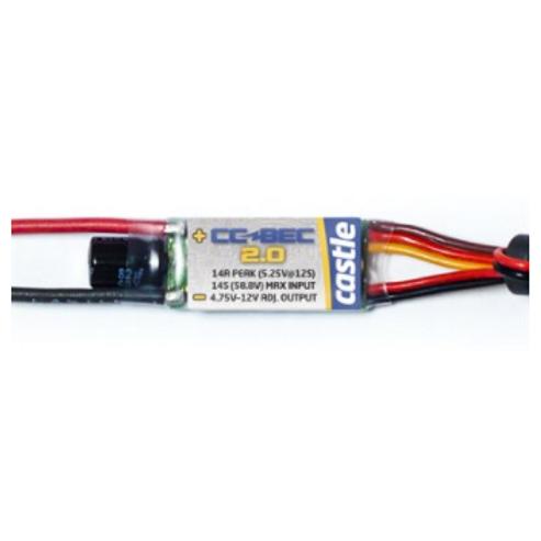 Castle Creations BEC 2.0 Voltage Regulator (20 Amp)