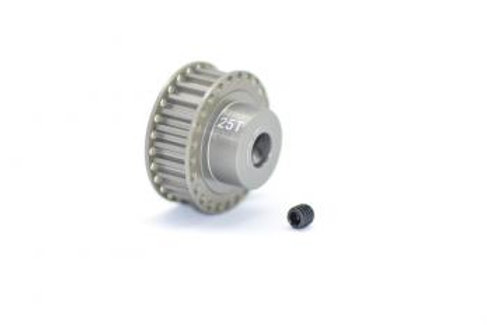 Pulley alu 25T anodized 903350