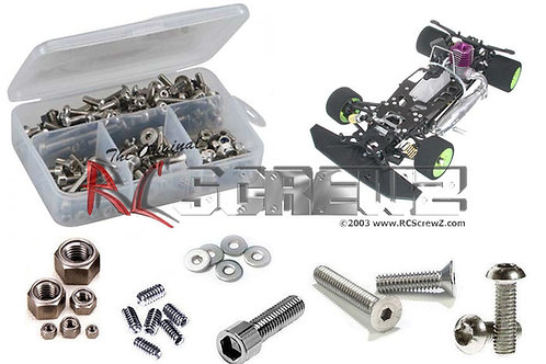 Serpent 950/Team 1/8th Stainless Screw Kit SER004