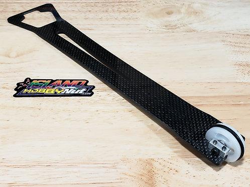 Hobao Epx *CARBON FIBER* Wheelie bar 10 INCHES LONG
