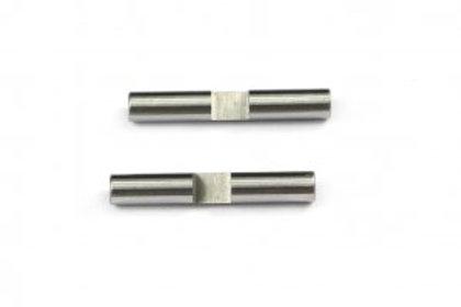 SERPENT Diff shaft (2) 748 V2 (SER804406)
