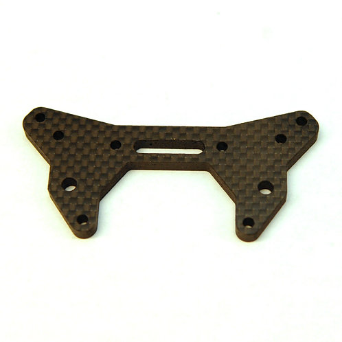 ST RACING LIGHT WEIGHT 5MM THICK GRAPHITE FRONT SHOCK TOWER LIMITLESS/INFRACTION