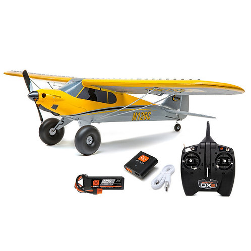 HOBBY ZONE HBZ32000 Carbon Cub S 2 1.3m RTF with SAFE