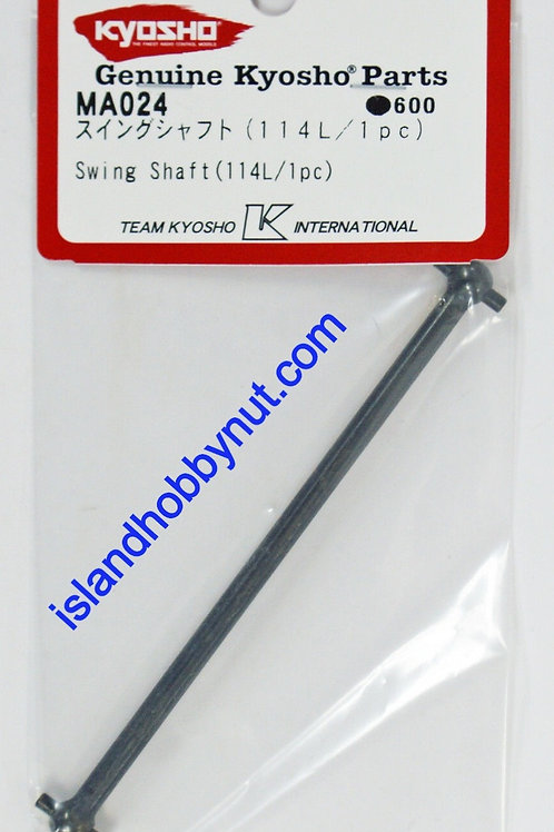 Kyosho MA024 Swing Shaft(114L) 1PC.