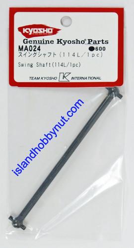 Kyosho Swing Shaft 114L