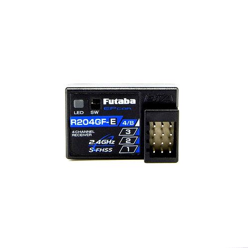 FUTABA R204GF-E– S-FHSS 2.4 GHz System 4-Channel Receiver
