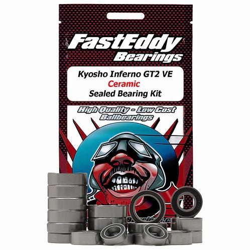 FASTEDDY Kyosho Inferno GT2 VE Ceramic Sealed Bearing Kit