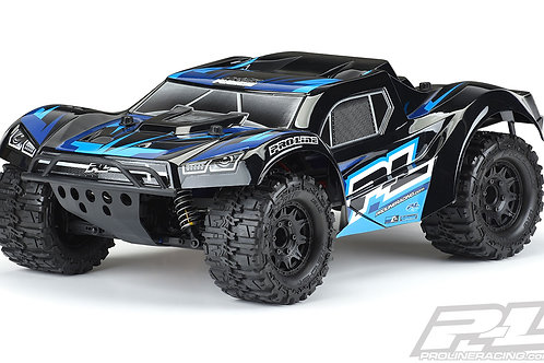 PROLINE Pre-Painted Pre-Cut Monster Fusion Black SLASH 2WD / 4WD