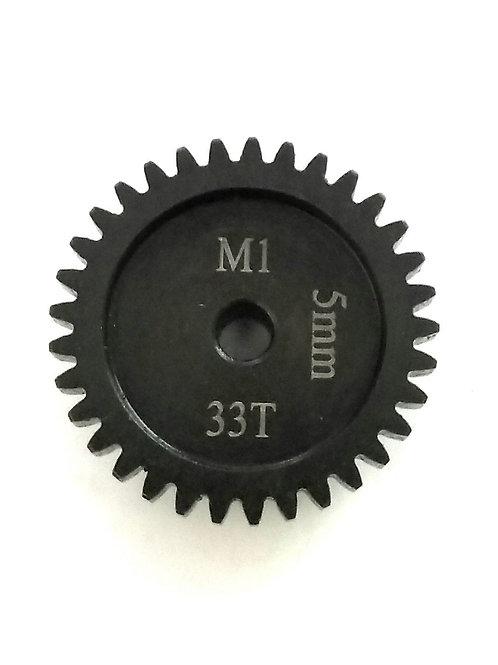 33T 5MM MOD 1 PINION GEAR