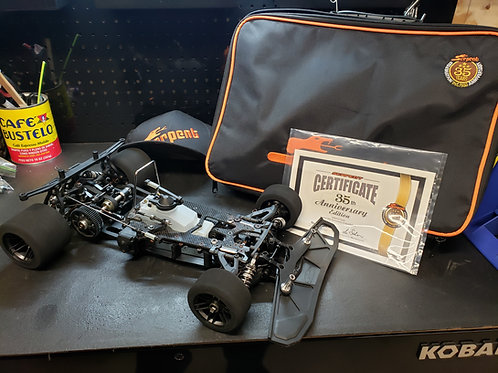 (SOLD) Serpent Viper 977 EVO Limited Edition 1/8 Scale On Road Kit