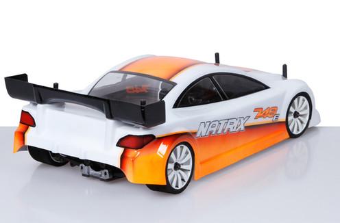 SERPENT Natrix 748-e 1/10 200mm Ep car (#804009)