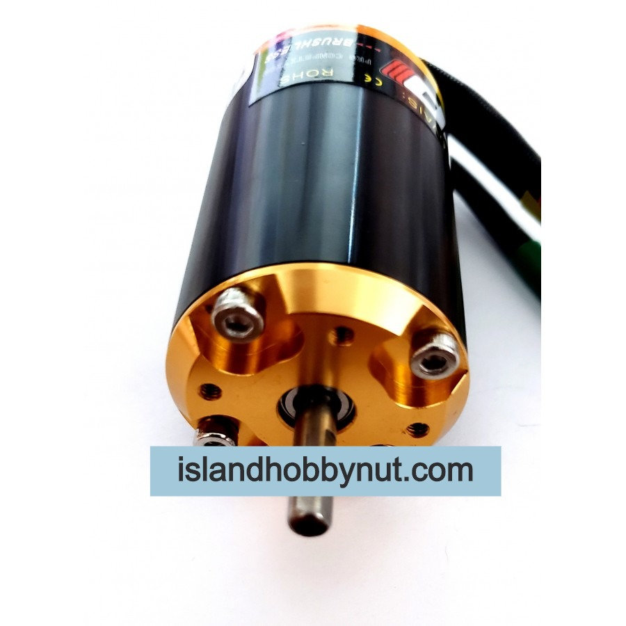 TP Power TP 4040 2450KV Brushless Motor TP 4040 with Vented End Cover