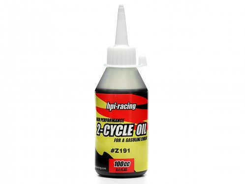 HPI RACING HPIZ191  2 Cycle Oil, (100cc), Baja 5B/2L, (1/2Gal)