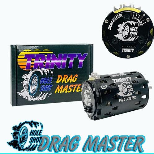 TRINITY DRAG MASTER 3.0T HOLESHOT BRUSHLESS MOTOR DM30