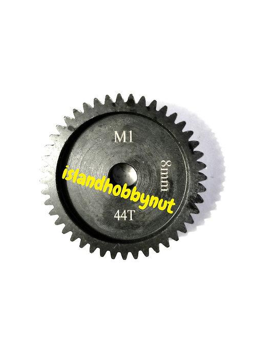 44T 8MM MOD-1 Saga Pinion Gear *Hardened Steel*