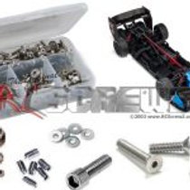 Armma Limitless 4wd 1/7th Onroad Stainless Steel Screw Kit
