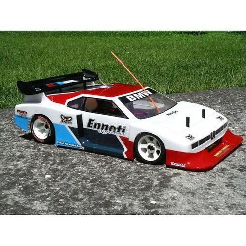 BMW M1 1.5mm Body Speed Runs or Drag Racing
