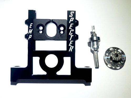 Traxxas SLASH LCG 4X4 Billet Motor Mount Kit. *Limited edition*