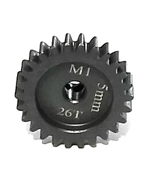 26T 5MM MOD1 PINION GEAR
