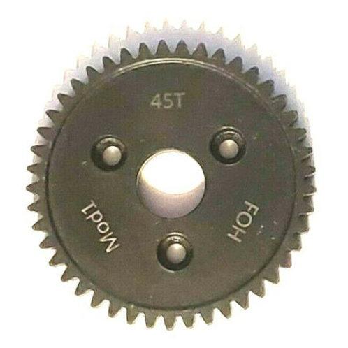 45T MOD-1 FOH *HARDENED STEEL* SPUR GEAR (REVO STYLE) Dragracing/Speedru