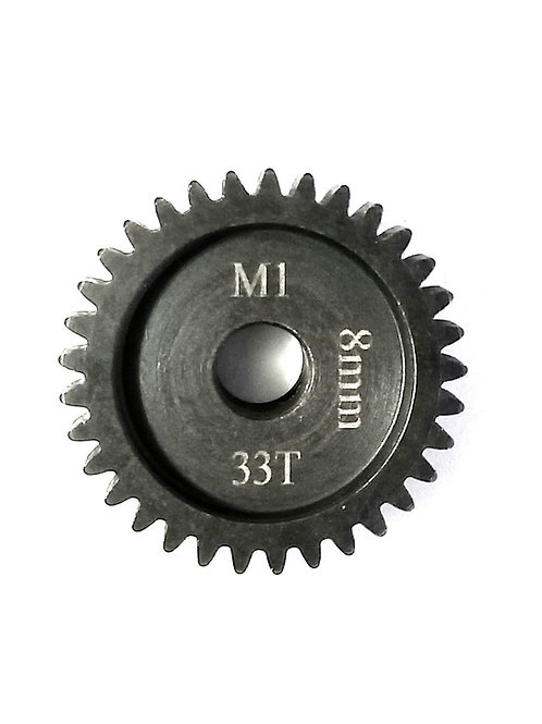 33T 8mm MOD-1 Saga Pinion Gear *Hardened Steel*