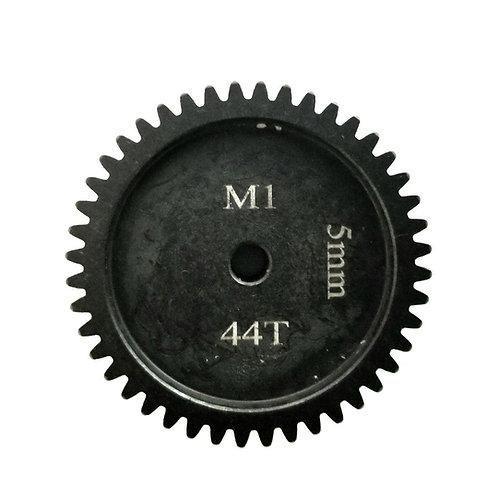 44T 5MM SAGA MOD1 PINION GEAR *HARDENED STEEL*